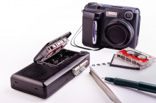 voice recorder, sound recorder,